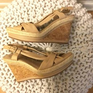 Antonio Melani Meyer Wedge Sandal
